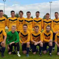 Butterwick charity game vs Blue Star 2nd August 2016