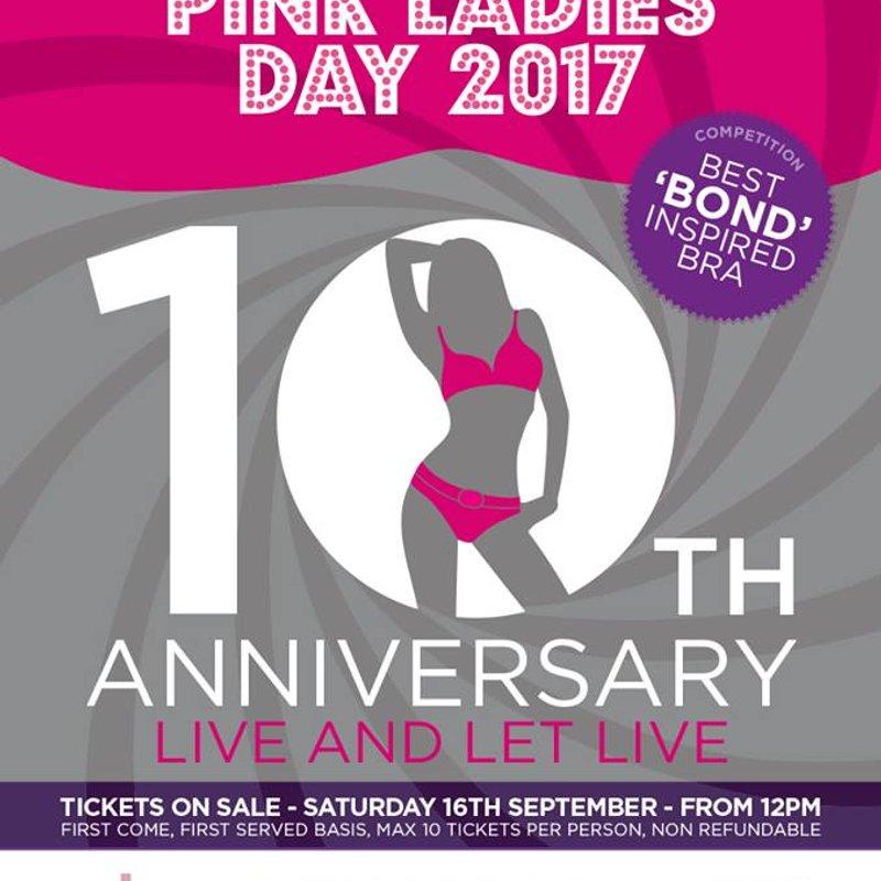 Pink Ladies 10th Anniversary