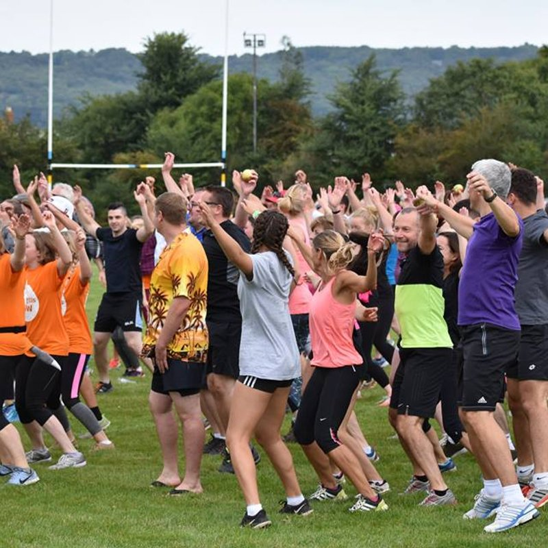 Cider Run and NatWest Rugby Force Community Day Join forces