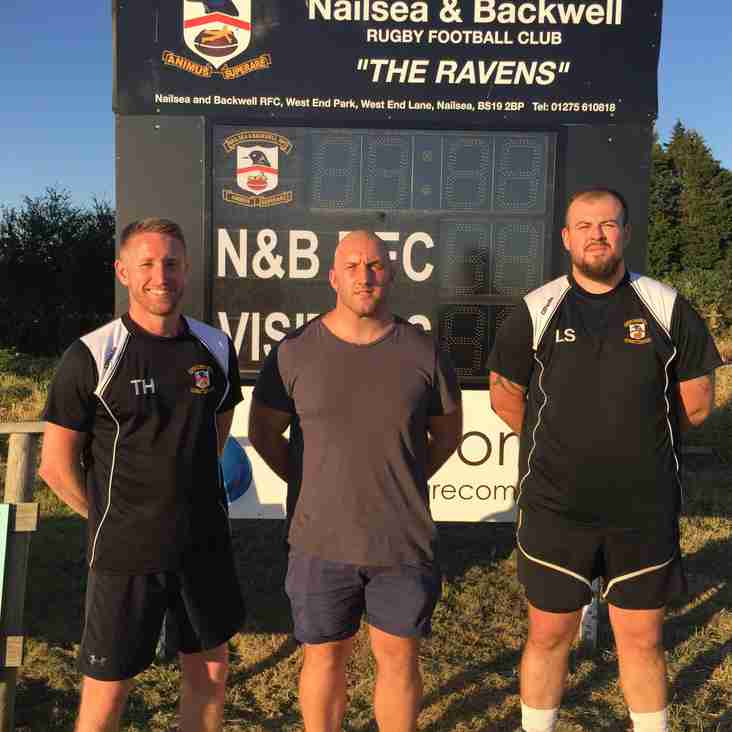 Nailsea & Backwell RFC announce new coach and captain