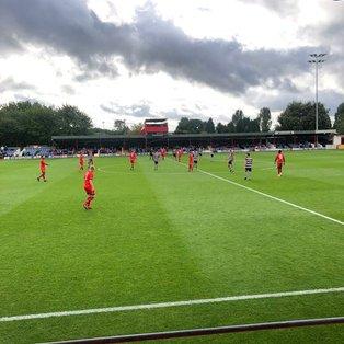 Report: Darlington stun Reds to snatch points
