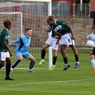 Gateshead 1-1 Bradford (Park Avenue)