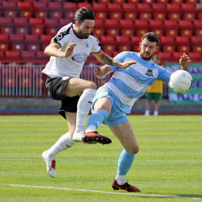 GALLERY: Gateshead 0-3 Farsley Celtic