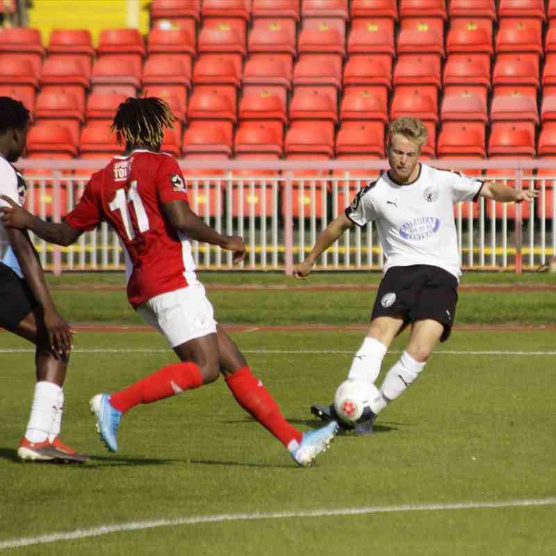 GALLERY: Gateshead 2-0 Brackley Town