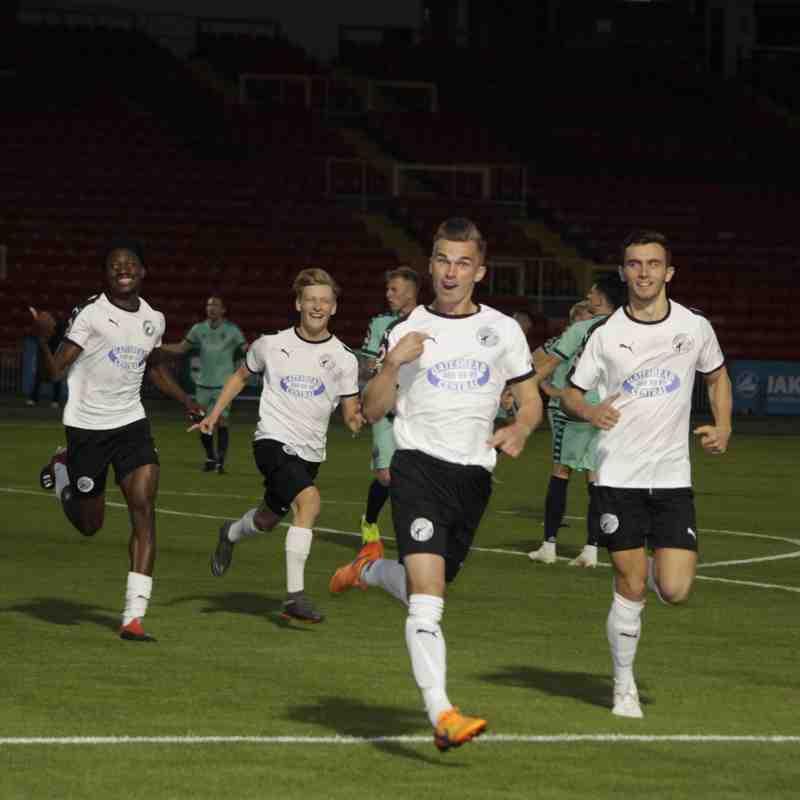 GALLERY: Gateshead 1-0 Spennymoor Town