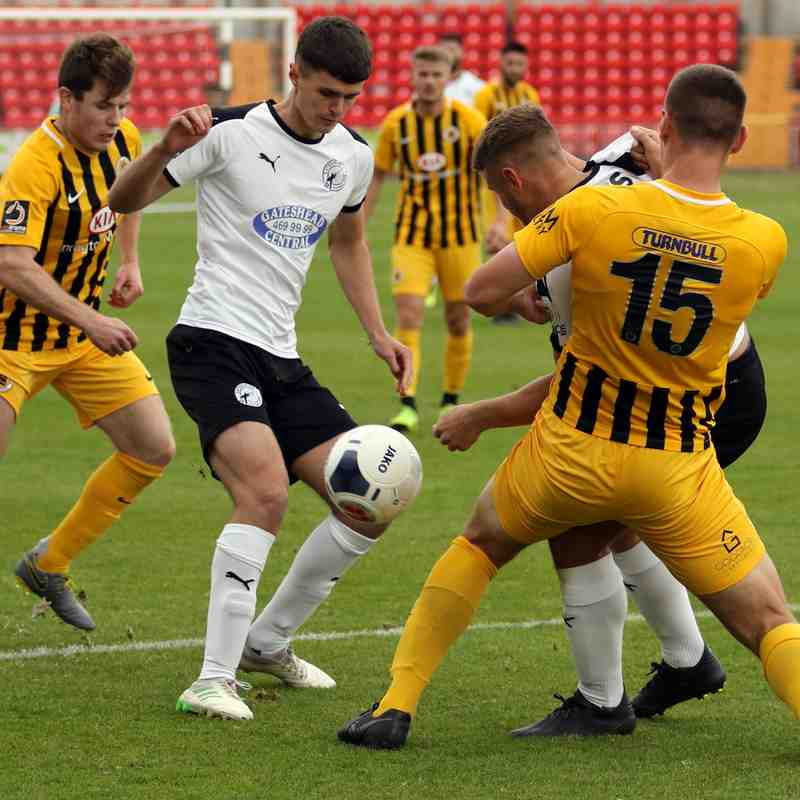 GALLERY: Gateshead 3-0 Boston United