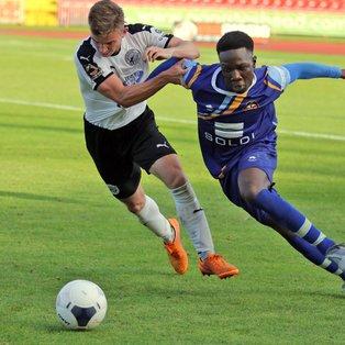 Gateshead 1-0 Gloucester City