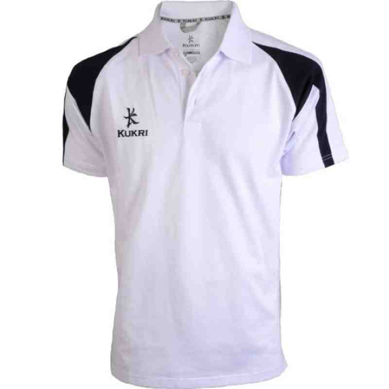 Premium Polo White/Navy