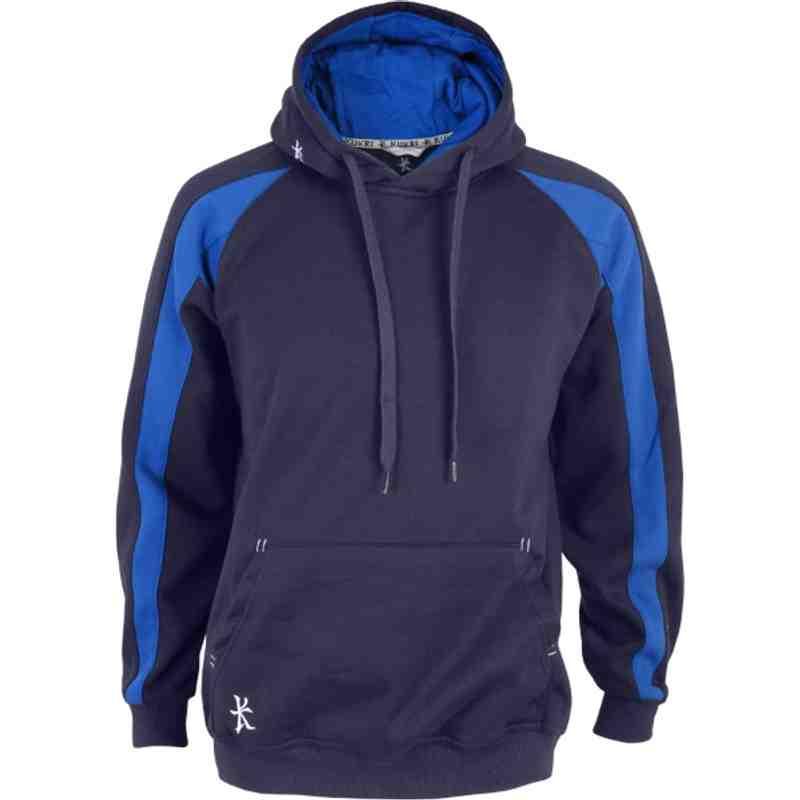 Premium Hoodie Navy/Royal