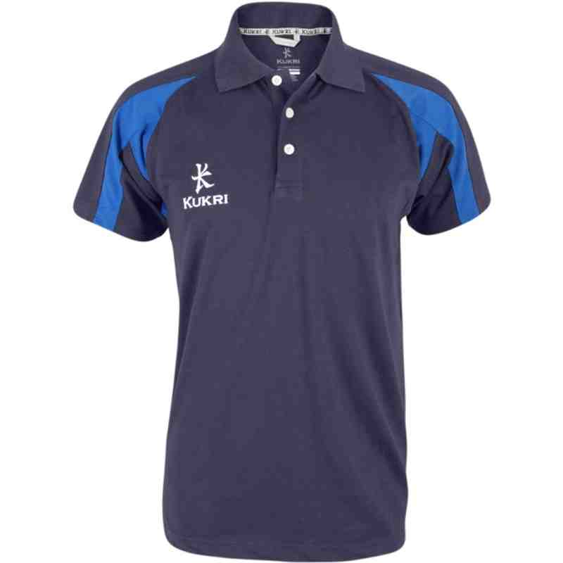 Premium Polo Navy/Royal