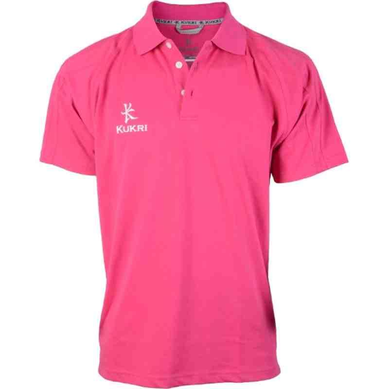 Premium Polo Hot Pink