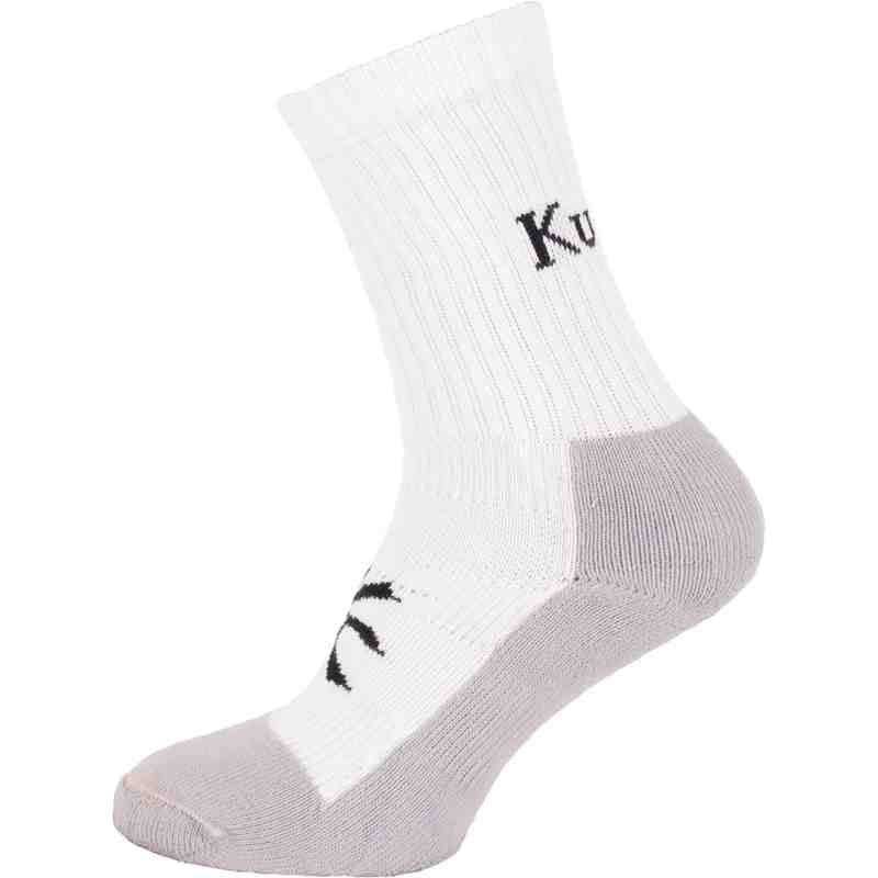 Performance Sport Sock White/Grey