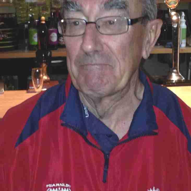 Bob Walpole given Life Membership of FWOE