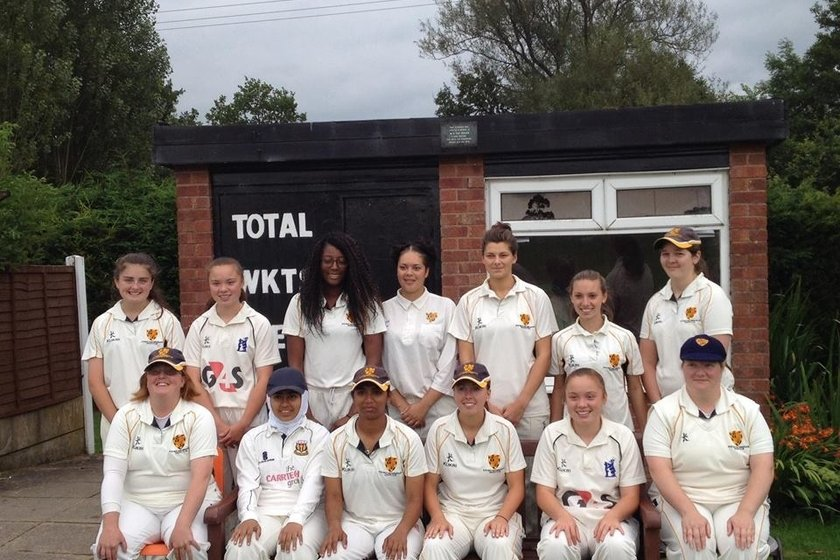 Five Ways Old Edwardians CC - Womens 2nd XI 83/8 - 84/1 J G Meakin CC - Womens 2nd XI