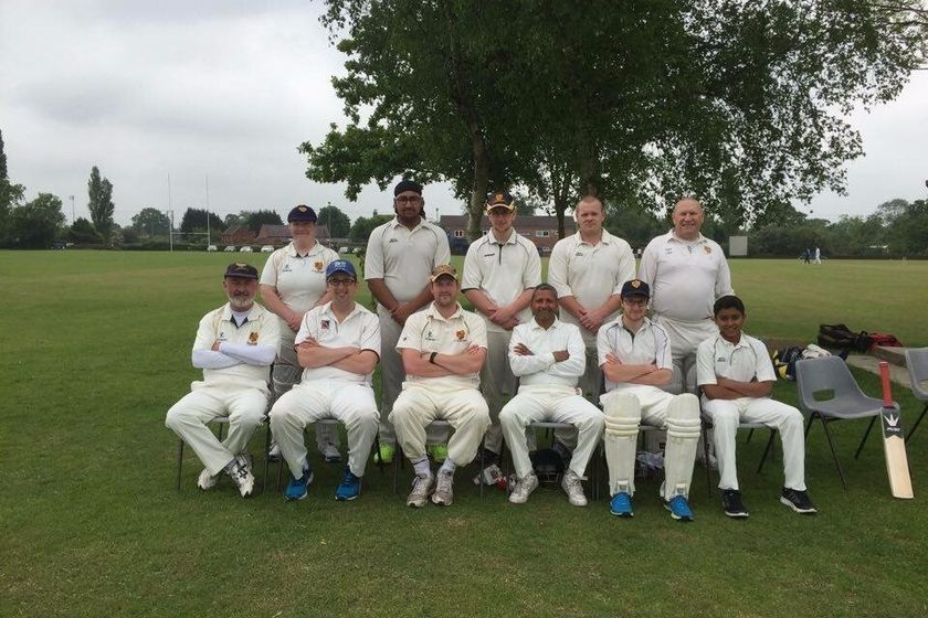 Chaddesley Corbett CC - 3rd XI 231/5 - 191/6 Five Ways Old Edwardians CC - Saturday 3rd XI