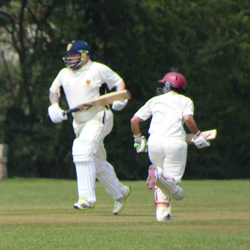 Old Vigornians CC 7th May 2016
