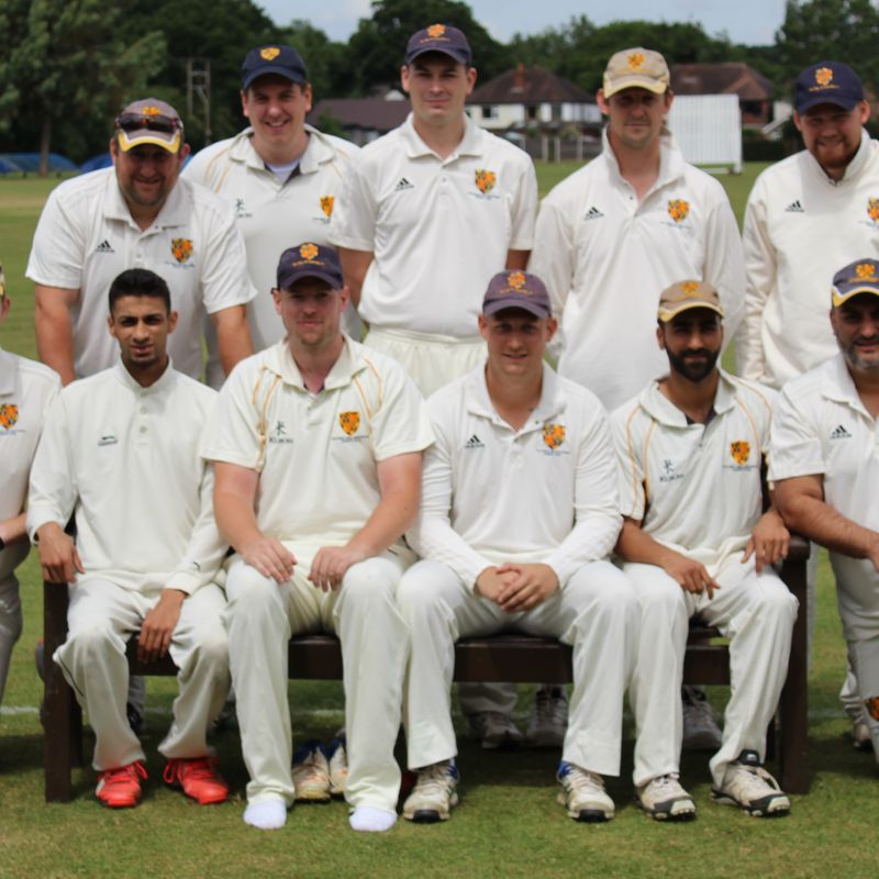 Five Ways Old Edwardians CC - 1st XI vs. Bromsgrove CC - 3rd XI
