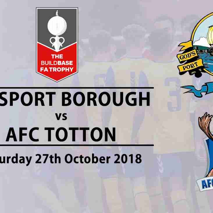 Watch FA Trophy latest game on Boro TV