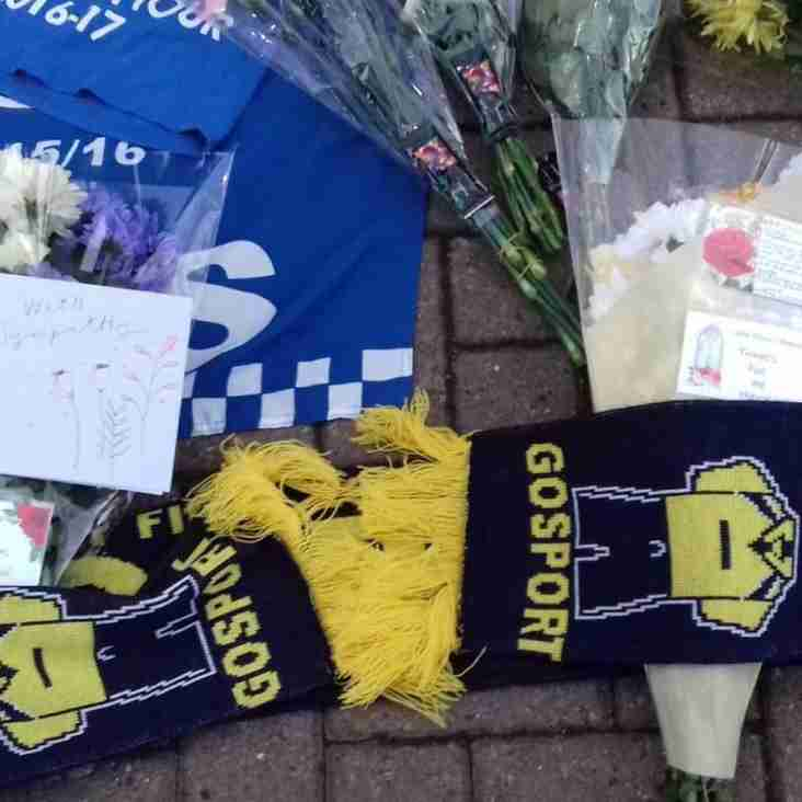 Boro join in tributes to Leicester City crash victims