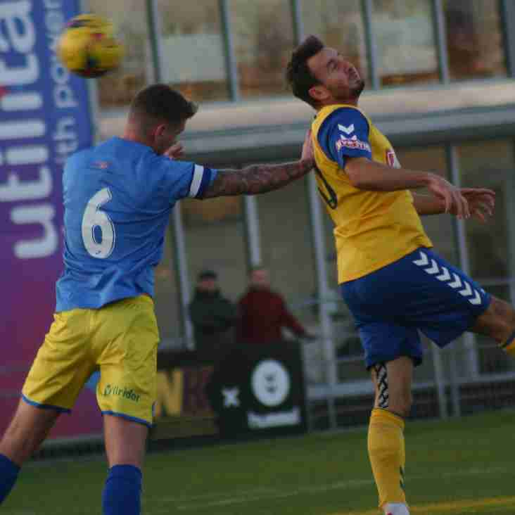 Town on top as Boro slip a place