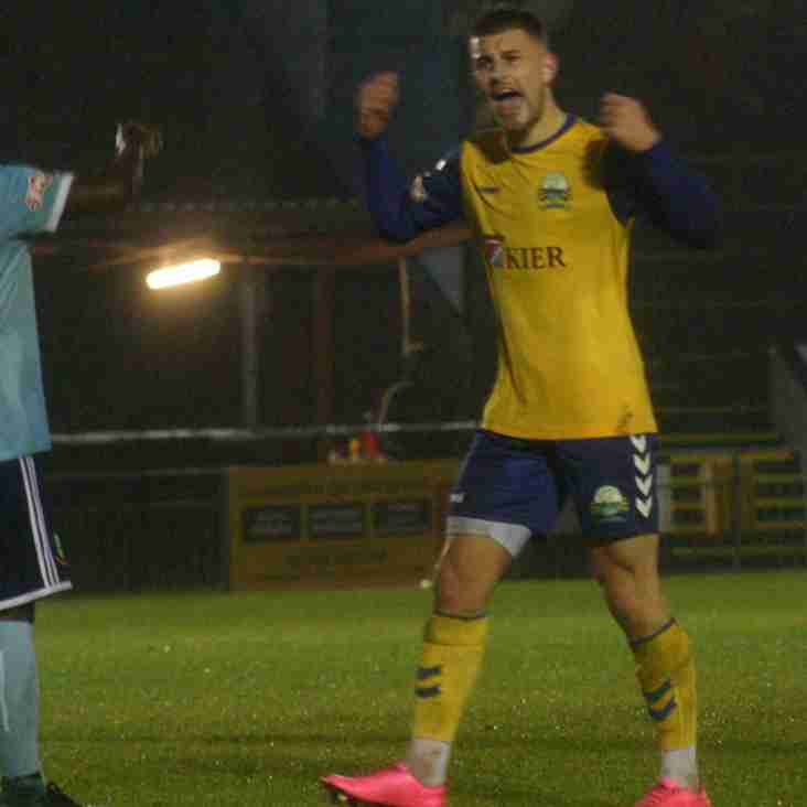 Sparkling Boro show what they are made of