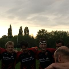 Spartans 3rds semi final win over Old Boys