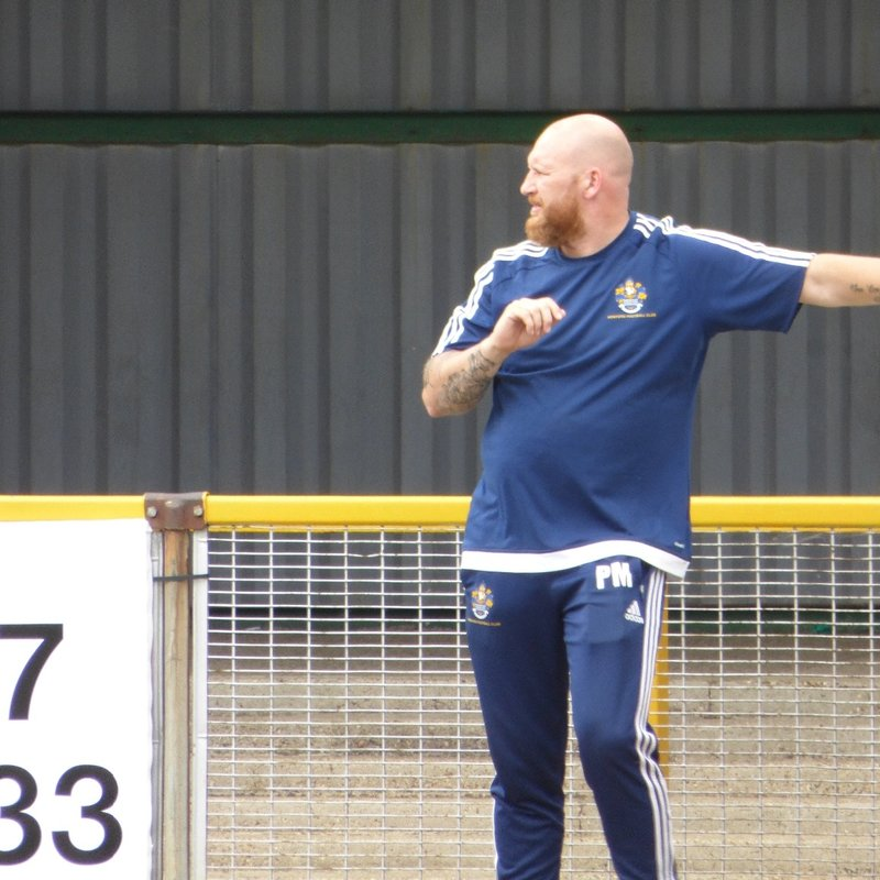 Manager Martin signs two more players