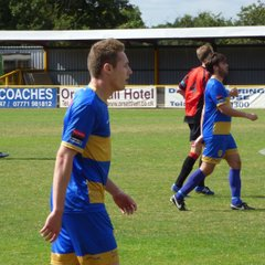 Romford V Hullbridge FA Cup 19th August