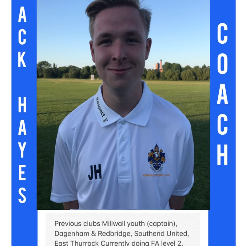 New 1st team coach