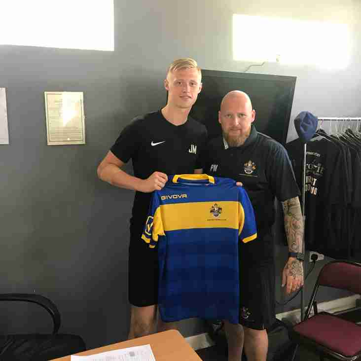 Marsh Signs for Boro