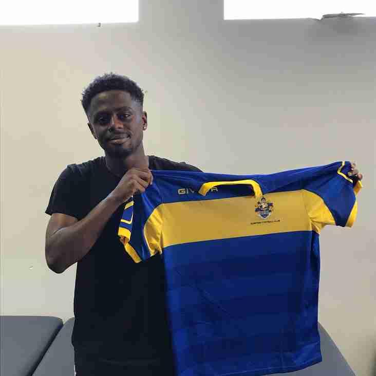 Joseph signs for Boro