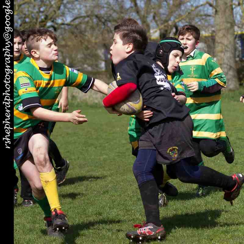 RHRFC U12 2016 Mini's Tour Matches Part 2