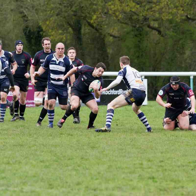 RHRFC vs Cantabrigians - 16th April 2016