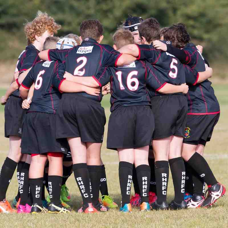 RHRFC U13s Westcliff Tournament October 2016