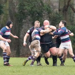 RHRFC vs London Exiles (Cup) 20th January 2018
