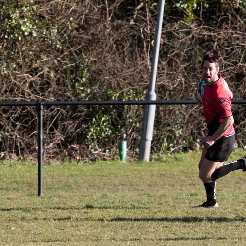 RHRFC vs Romford & Gidea Park 17th February 2018