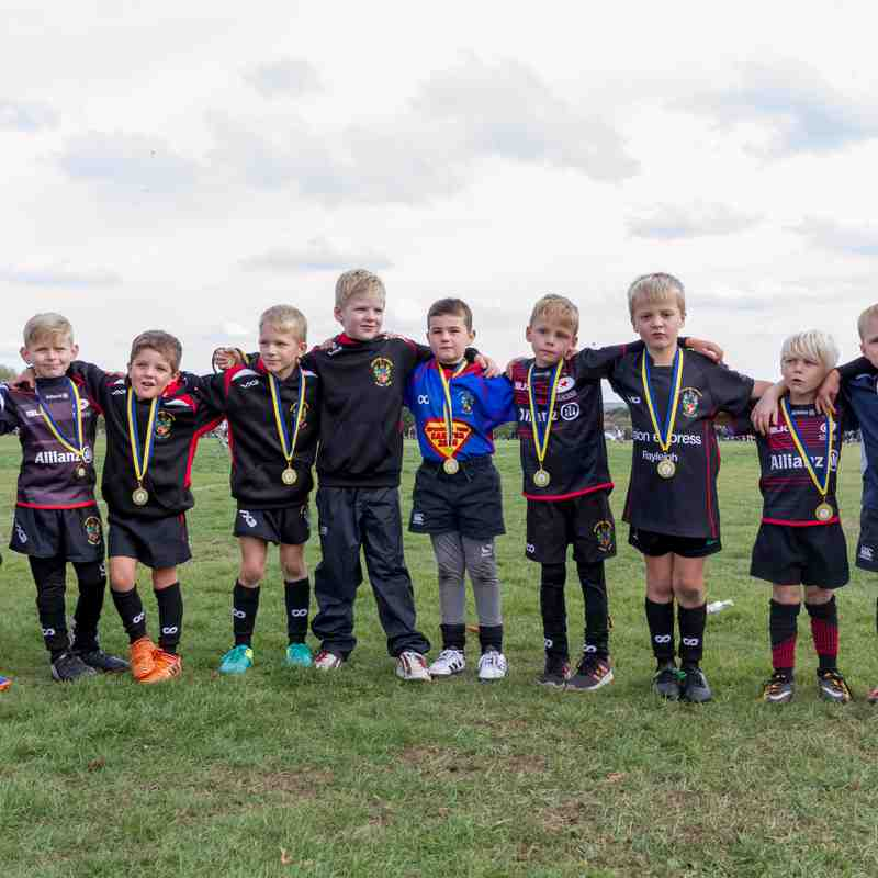 RHRFC U7 - Upminster Festival September 2018