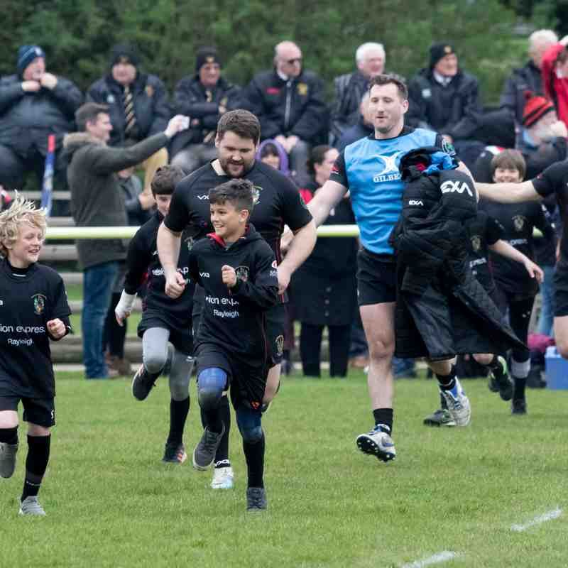 RHRFC vs Old Habadashers 6th April 2019