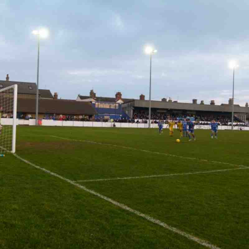 lowestoft v wealdstone 28/1/2012