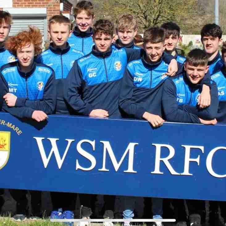 Under 16's New Team sponsor