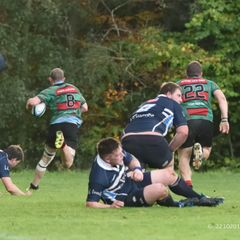 22nd October 2016 Livingston 5 - Highland 32