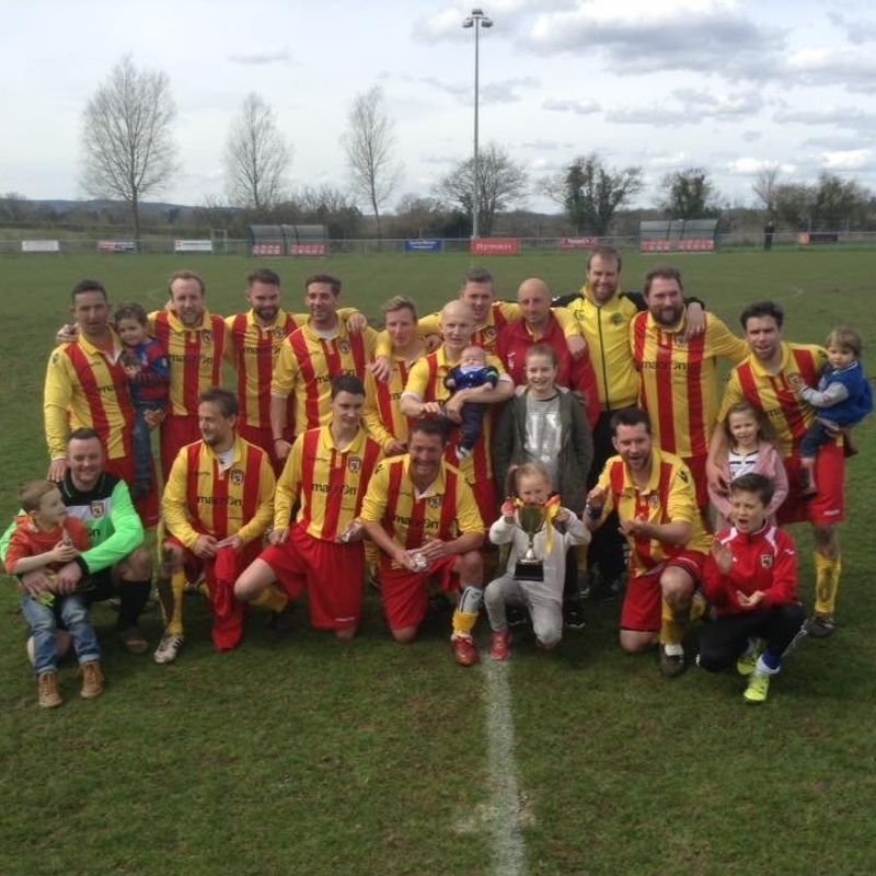 Lingfield Sunday Team beat Spitfire United 9 - 1