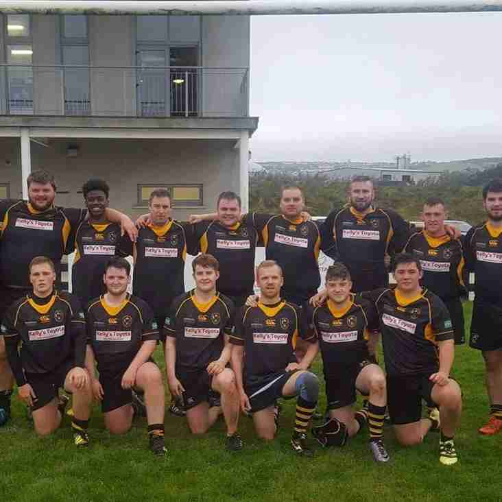 Letterkenny 2nd XV overcome Ballyshannon by the skin of their teeth