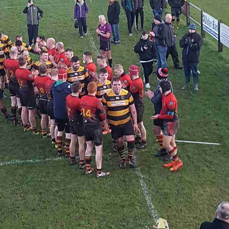 Letterkenny 1st XV finish year on a high