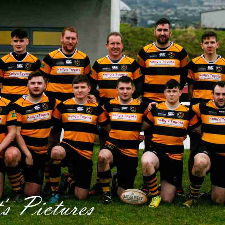 Resounding home victory for Letterkenny 1st XV against Hollywood