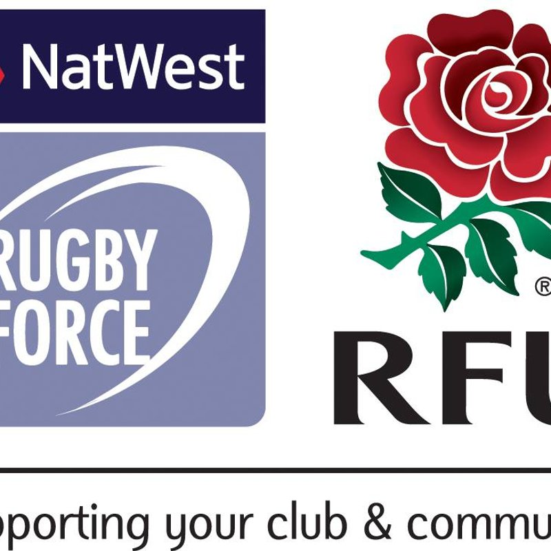 NatWest RugbyForce DIY weekend 24 & 25 June