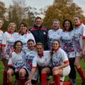 Aldershot & Fleet Ladies beat Various 18 - 2
