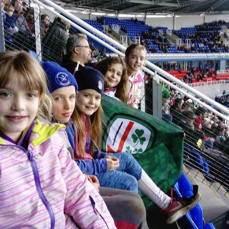 A&F Juniors @ London Irish v Gloucester 2018