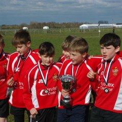 Chinnor 2016 U11 Rugby Tournament Photos
