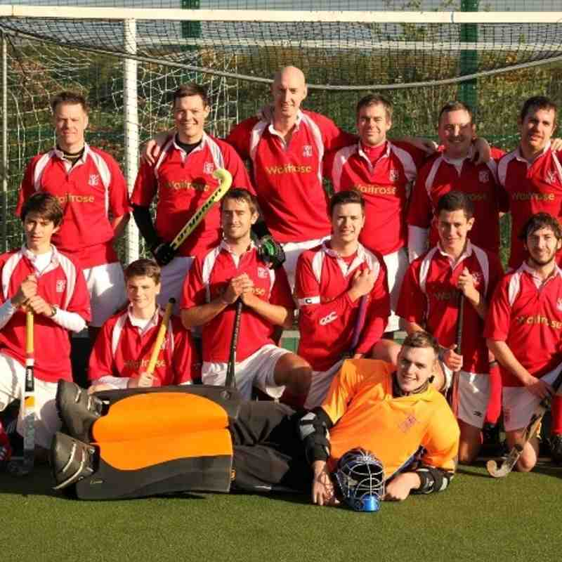 Mens 3's vs Winchester Nov 13
